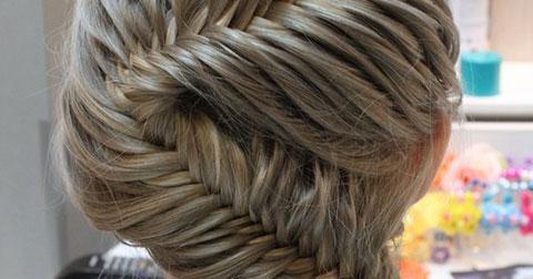 10 kiểu bím tóc đẹp nhất Thế Giới