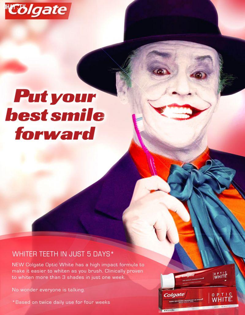 ảnh siêu anh hùng,quảng cáo hài hước,siêu anh hùng chế,Design Crown,nhân vật phản diện