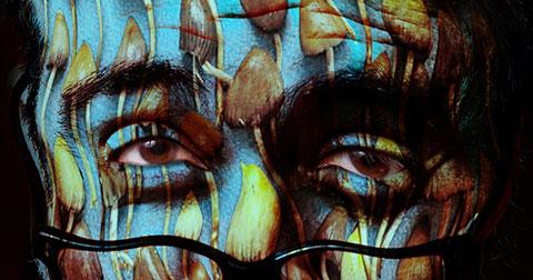 Bộ ảnh tác động của ma tuý lên não người gây ấn tượng mạnh với người xem