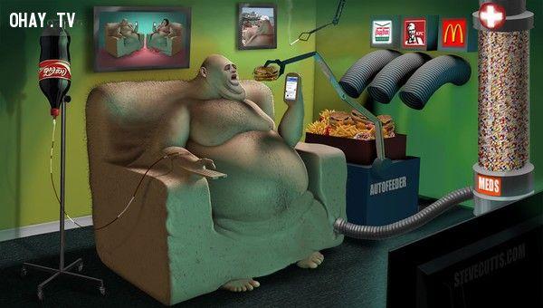 9 bức hình vui về lối sống hiện đại nhưng khiến bạn phải suy nghĩ