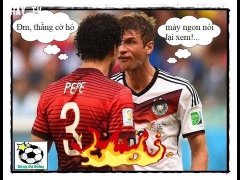ảnh TROLL bóng đá siêu hài hước