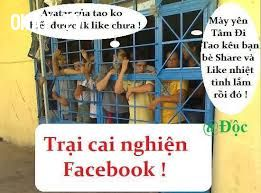 Chứng nghiện facebook