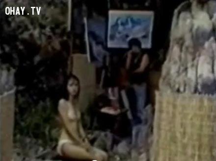 Cảnh nóng năm 16 tuổi của hoa hậu Hà Kiều Anh trong phim