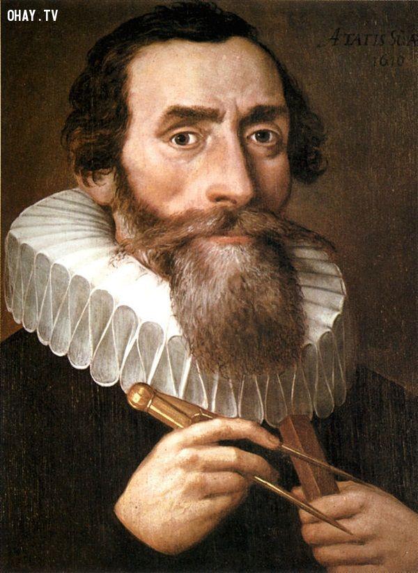 ảnh công thức toàn học,chọn vợ,người vợ hoàn hảo,cưới vợ,Johannes Kepler