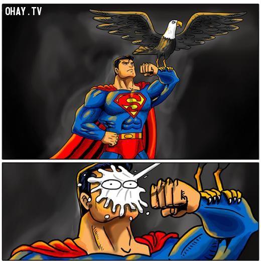 superman bị Phũ