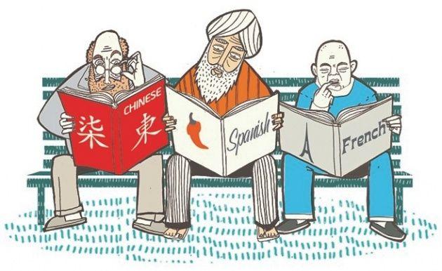 Học ngoại ngữ vừa ấm cho mình lại còn ấm cho cả bạn não