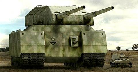 Những vũ khí bí mật của Hitler - P1