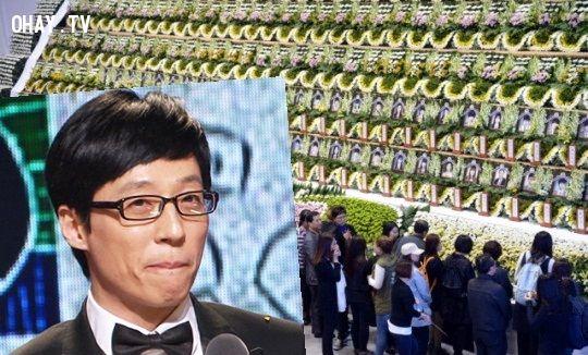 ảnh Yoo Jae Suk,MC quốc dân,MC Hàn Quốc,châu chấu Yoo Jae Suk
