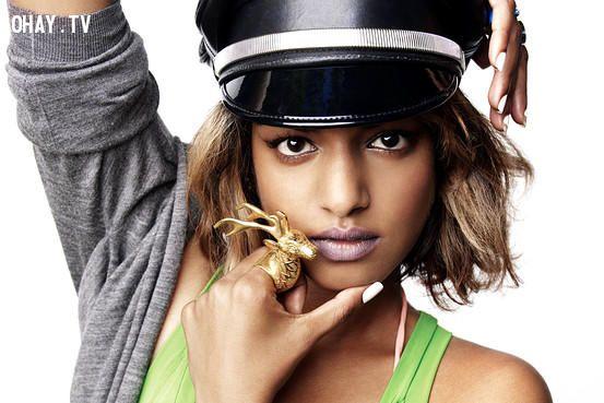 Nữ rapper M.I.A