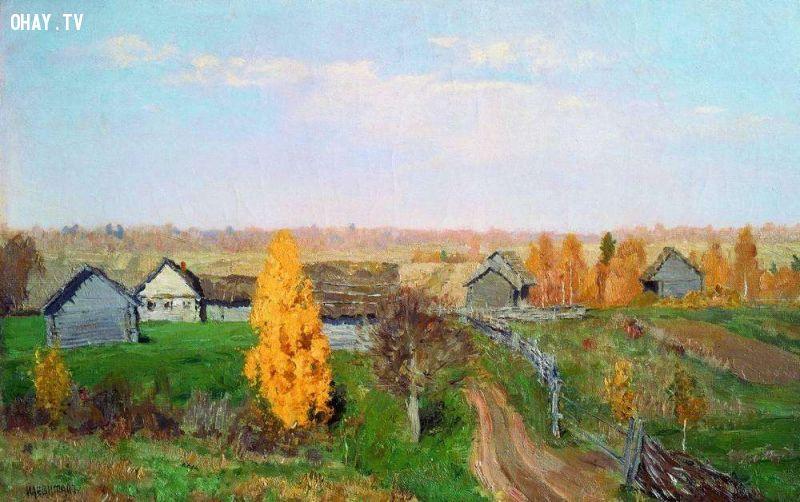 Mùa thu vàng. Slobodka