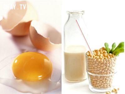 ảnh thực phẩm kết hợp có hại,kết hợp có hại cho sức khỏe,thực phẩm không nên kết hợp,thực phẩm không nên ăn chung