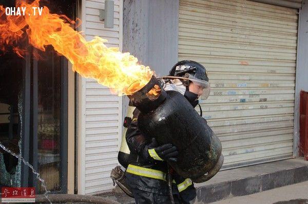 Nghề cứu hỏa