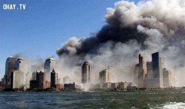 ảnh Khủng bố,máy bay,tấn công kinh hoàng,al-Qaeda,bức ảnh đáng sợ