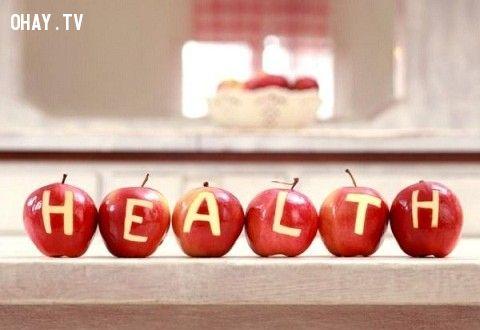 Một cơ thể khỏe mạnh đem lại cuộc sống hạnh phúc và đầy ý nghĩa
