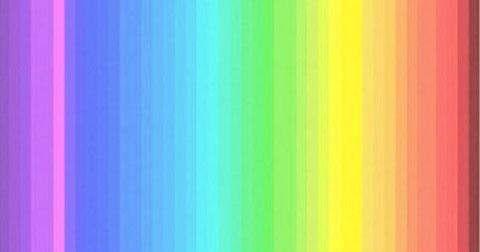 Số lượng màu sắc tiết lộ vấn đề về mắt của bạn.