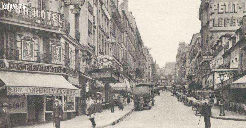 Paris thế kỷ 19