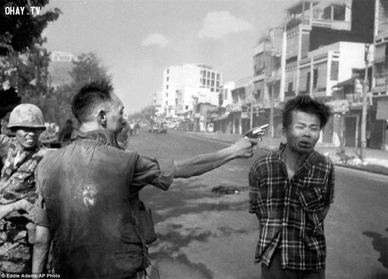 17 bức ảnh gây chấn động nhất lịch sử nhân loại