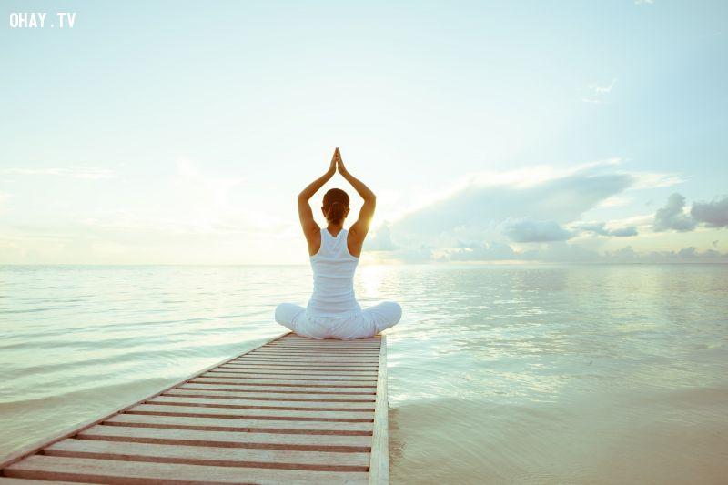 Thiền là một cách tuyệt vời để cải thiện não bộ