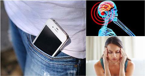 Những hiểm họa khôn lường từ chiếc điện thoại thông minh