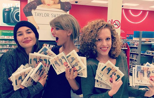 ảnh Taylor Swift,bậc thầy marketing