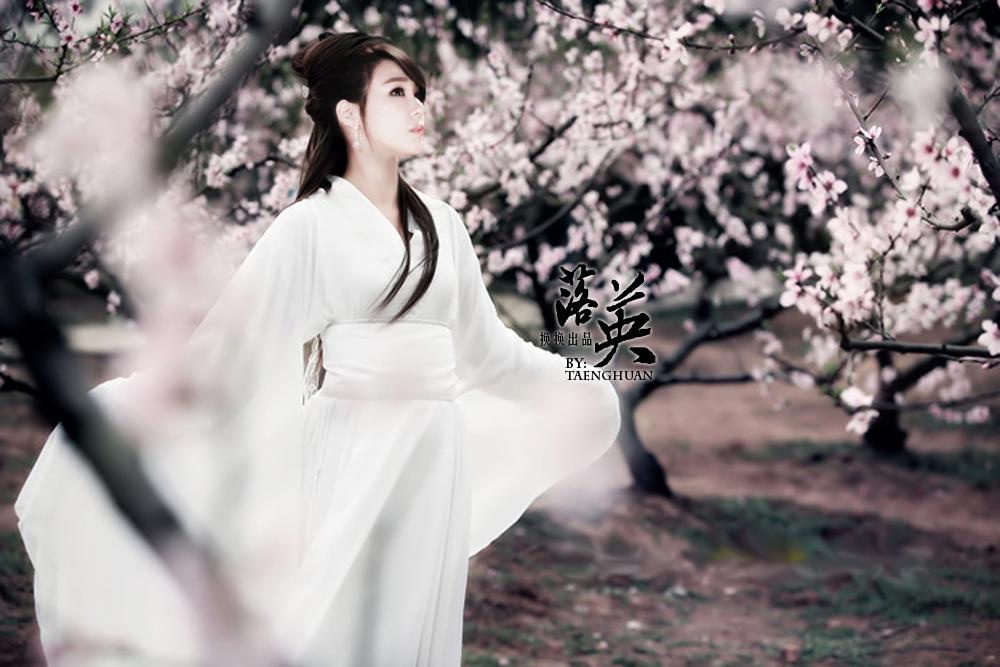ảnh Tiffany,SNSD,Cổ phong nhã vận,Beautiful,Taeny