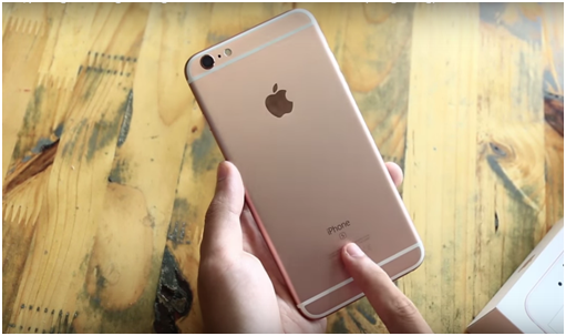 ảnh iphone 6s plus,iphone,vật vờ review