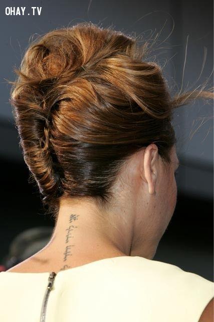 ảnh victoria beckham,beckham,hair style