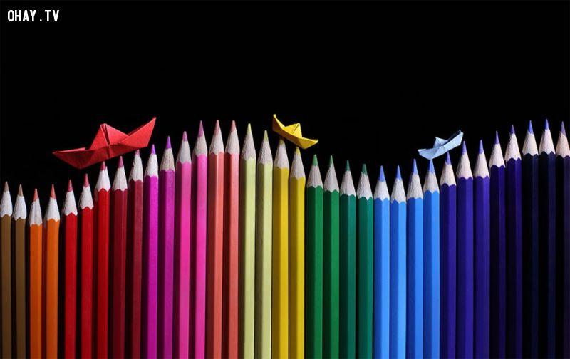 ảnh màu sắc,tâm trạng,ảnh hưởng của màu sắc