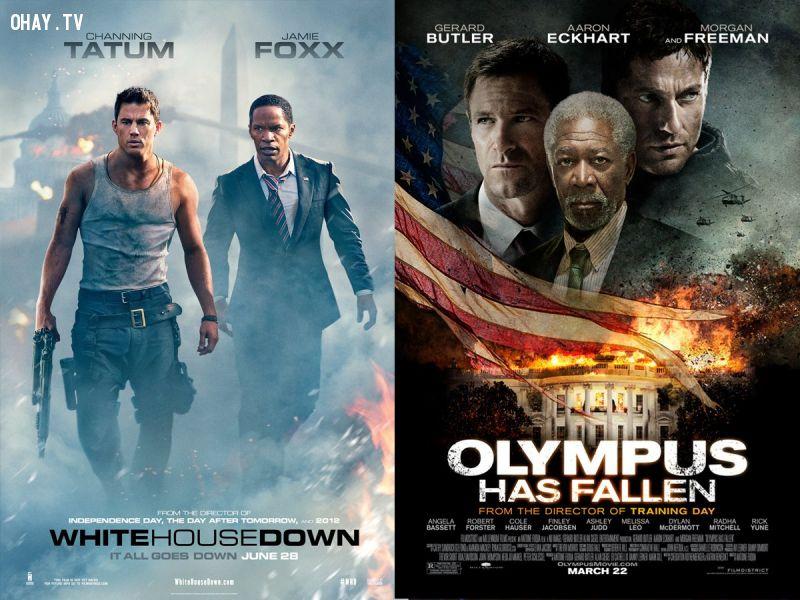 ảnh phim hollywood,phim có cốt truyện giống nhau