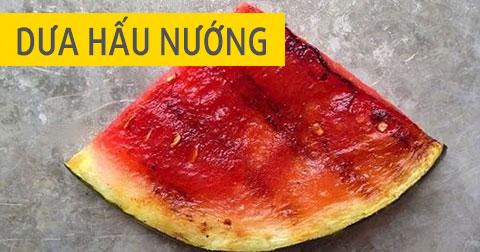 9 loại quả có thể nướng được rất ngon mà bạn chưa biết
