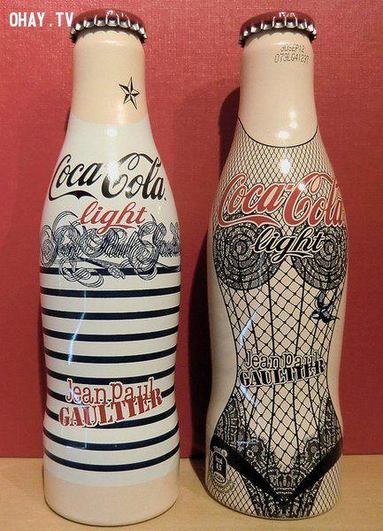 Coca-Cola được thiết kế bởi Jean-Paul Gaultier