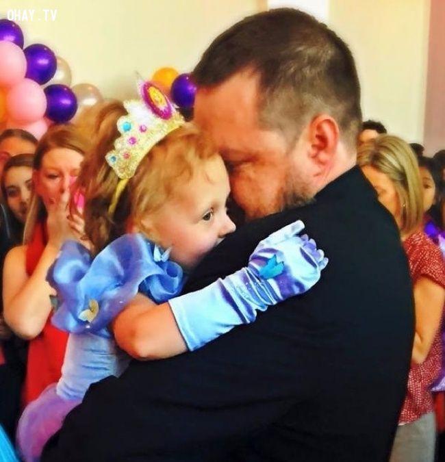 ảnh sinh nhật cuối cùng,cô bé mắc bệnh ung thư,sinh nhật đặc biệt,cảm động,câu chuyện cảm động,Lila May Schow