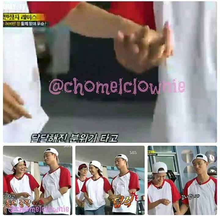 ảnh Monday couple,gary,Ji hyo,running man