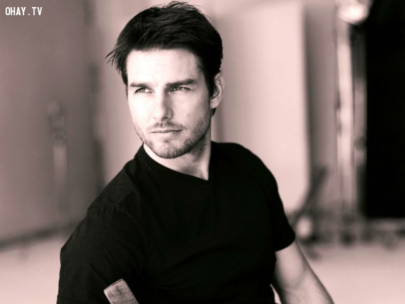 Most handsome men in the world, người đẹp trai nhất thế giới, Tom Cruise