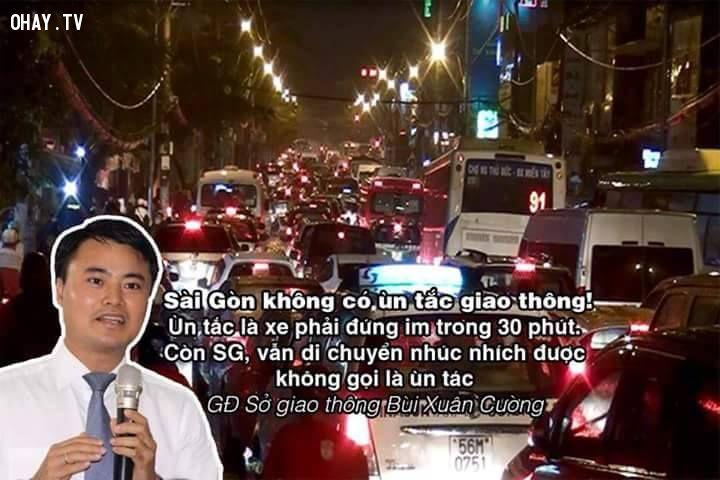 ảnh câu nói bất hủ,quan chức Việt Nam,cán bộ,lý sự cùn