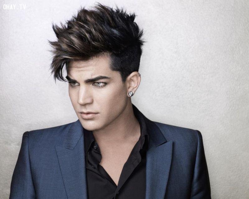 Most handsome men in the world, người đẹp trai nhất thế giới, Adam Lambert
