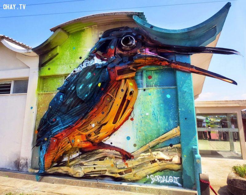 ảnh nghệ thuật đường phố,nghệ sĩ đường phố