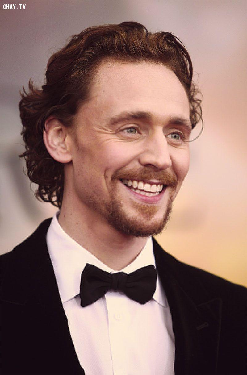 Tom Hiddleston, most handsome men in the world, người đẹp trai nhất thế giới