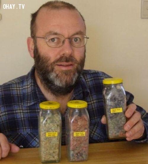 Trầm trồ với 20 bộ sưu tập độc và lạ nhất trên thế giới