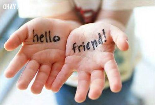 ảnh tình bạn,bí quyết giữ tình bạn lâu dài,tình bạn và sự tôn trọng,chân thành