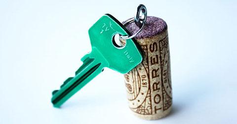 8 mẹo thông minh để không bao giờ bị thất lạc chìa khóa