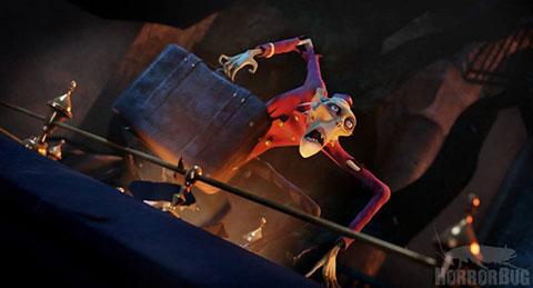 """5 bộ phim hoạt hình \""""kinh điển\"""" gắn với mùa Halloween"""