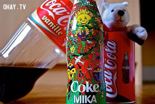 Coca-Cola Mika