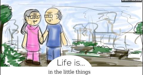 Những câu chuyện về ý nghĩa cuộc sống bạn chắc chắn sẽ được trải nghiệm mặc dù không ai nói