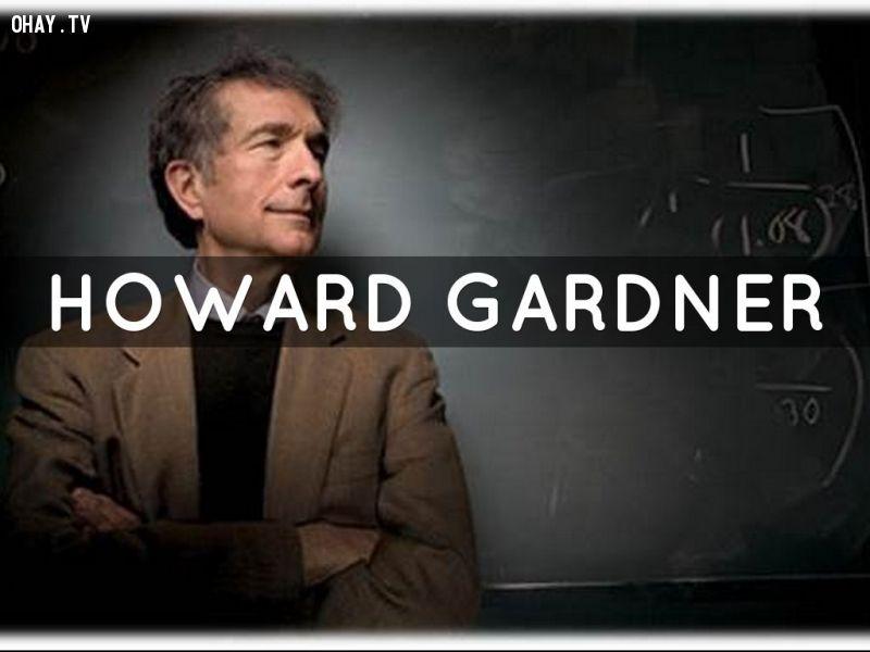 ảnh thông minh,trí thông minh,Howard Gardner,đa trí tuệ,multiple intelligences