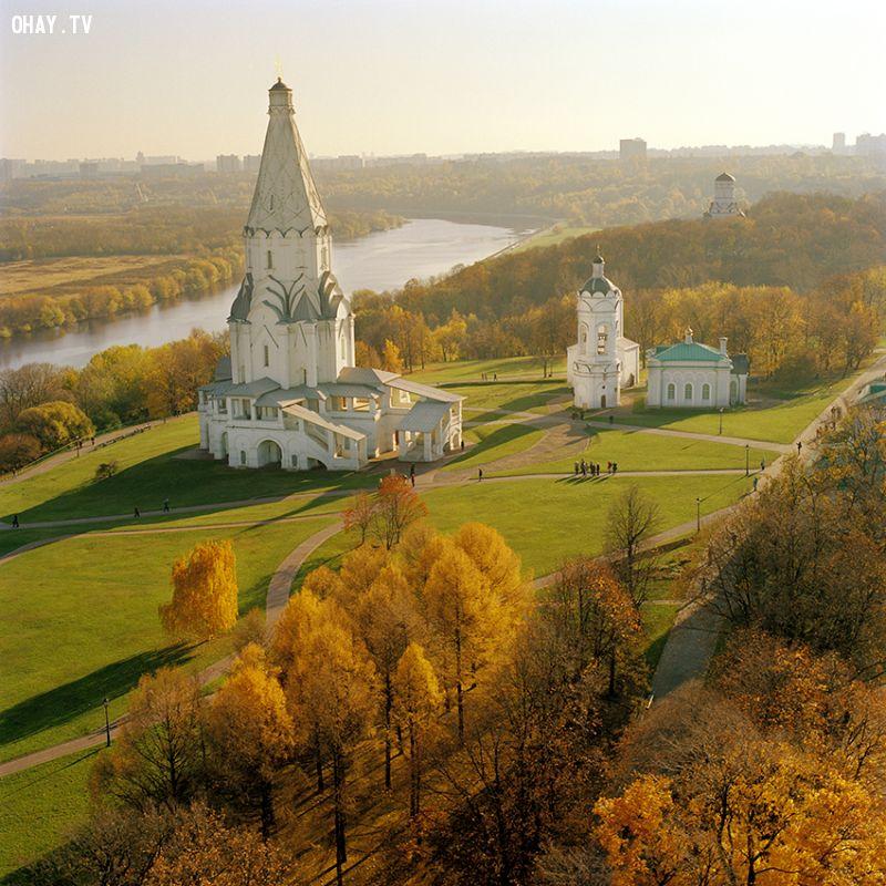 Công viên ở Moscow
