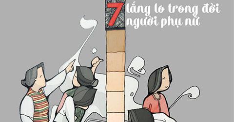 7 Lần thay đổi tâm lý, tính cách của Nữ giới trong cuộc đời của họ