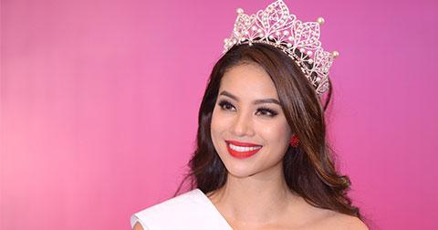 Hoa hậu hoàn vũ 2015 Phạm Hương phẫu thuật thẩm mỹ?
