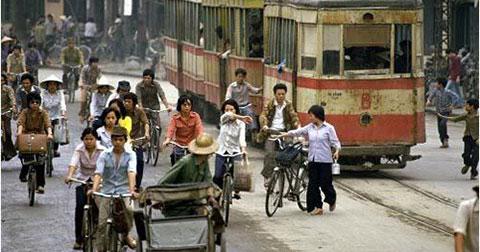 Ấn tượng bộ ảnh Việt Nam thời bao cấp