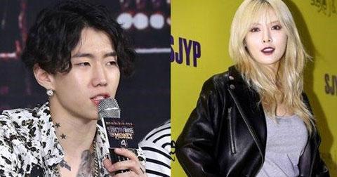 Cư dân mạng háo hức với sự kết hợp của Jay Park và HyunA